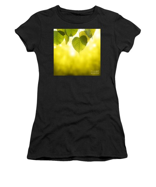 Pho Or Bodhi Women's T-Shirt (Athletic Fit)