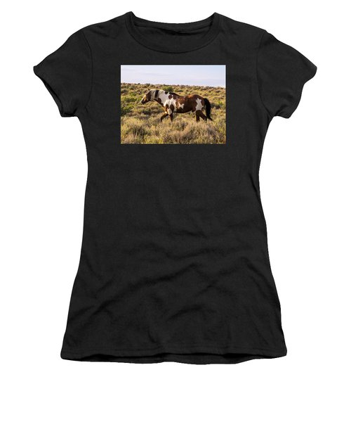Picasso - King Of Sand Wash Basin Women's T-Shirt (Athletic Fit)