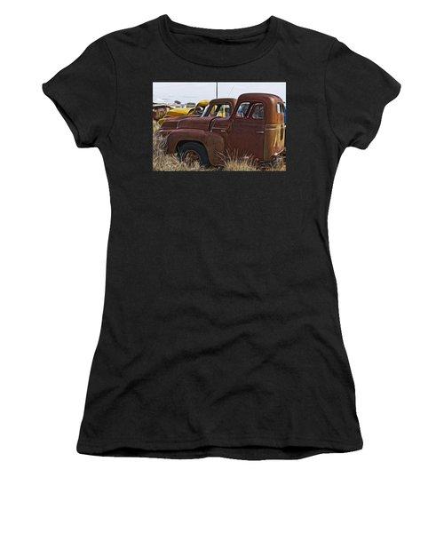 Pickup Cabs 2 Women's T-Shirt