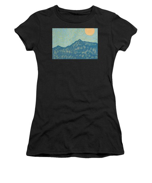 Picuris Mountains Original Painting Women's T-Shirt