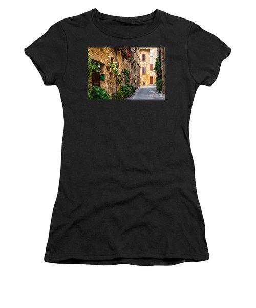 Pienza Street Women's T-Shirt