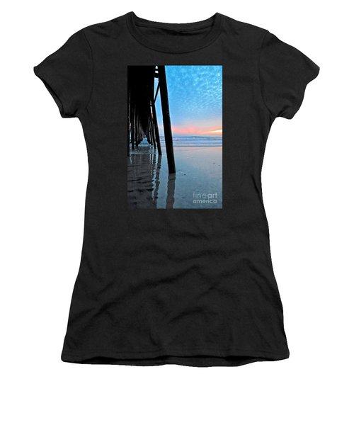 Pier Under Women's T-Shirt