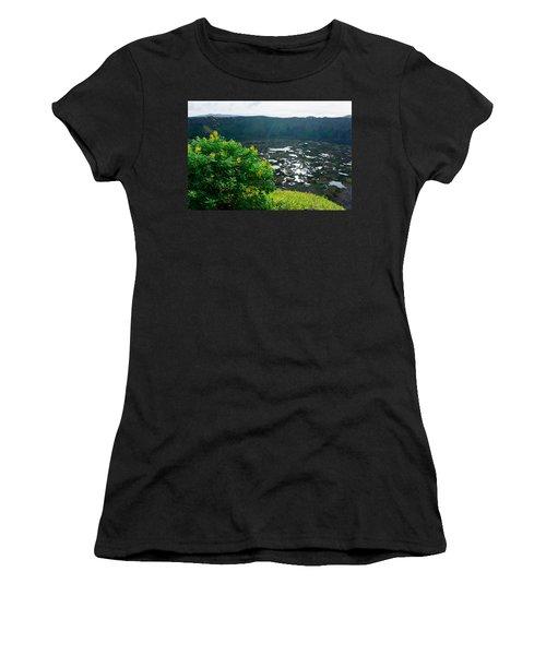 Piercing Sunlight Women's T-Shirt (Athletic Fit)