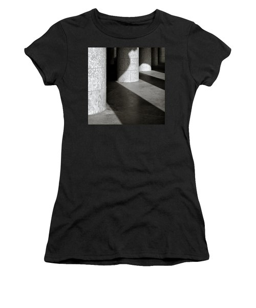 Pillars And Shadow Women's T-Shirt