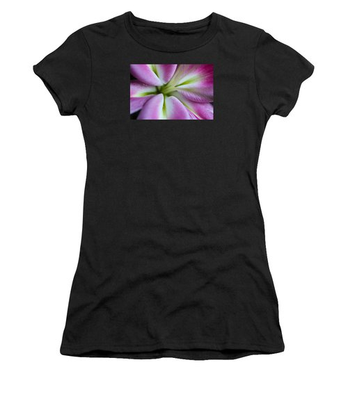 Pink Asiatic Lily Women's T-Shirt