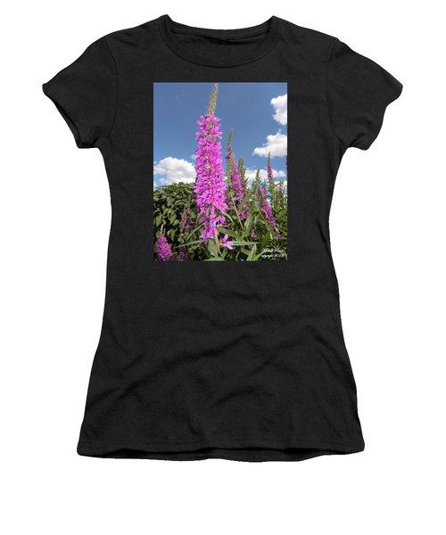Pink Brilliance Women's T-Shirt