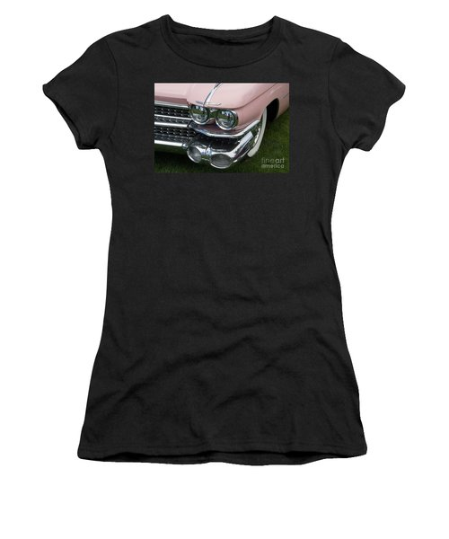 Pink Caddy Women's T-Shirt