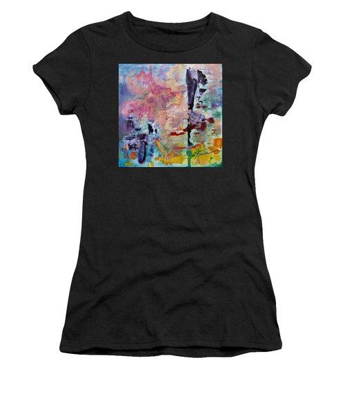Pink Cloud  Women's T-Shirt