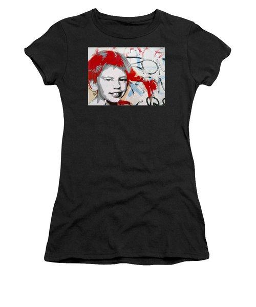 Pippi Longstocking  Women's T-Shirt