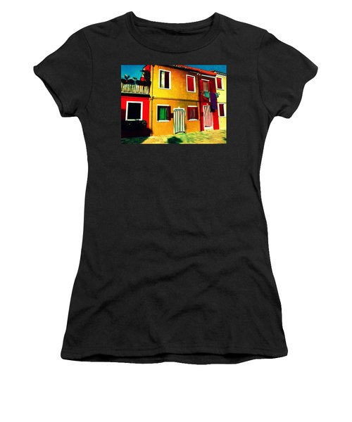 Pittoresco Villaggio Women's T-Shirt