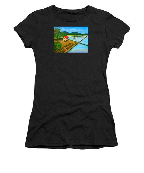 Planting Season Women's T-Shirt (Athletic Fit)