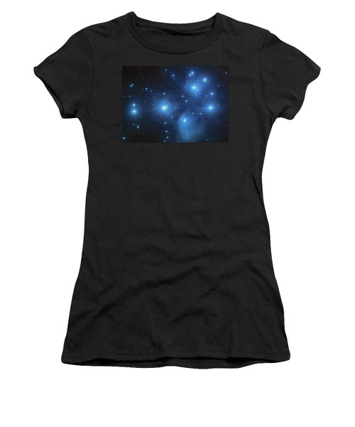 Pleiades - Star System Women's T-Shirt (Athletic Fit)