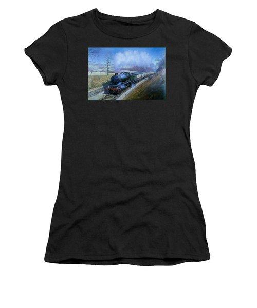 Plymouth Bound. Women's T-Shirt