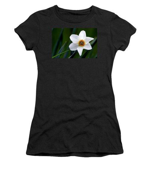 Poet's Daffodil Women's T-Shirt