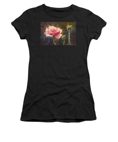 Poppy Glow Women's T-Shirt