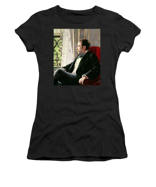 Portrait Of A Man Women's T-Shirt