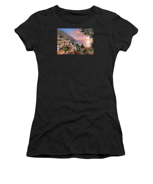 Positano Women's T-Shirt (Athletic Fit)
