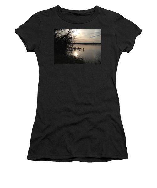 Potomac Reflective Women's T-Shirt (Athletic Fit)