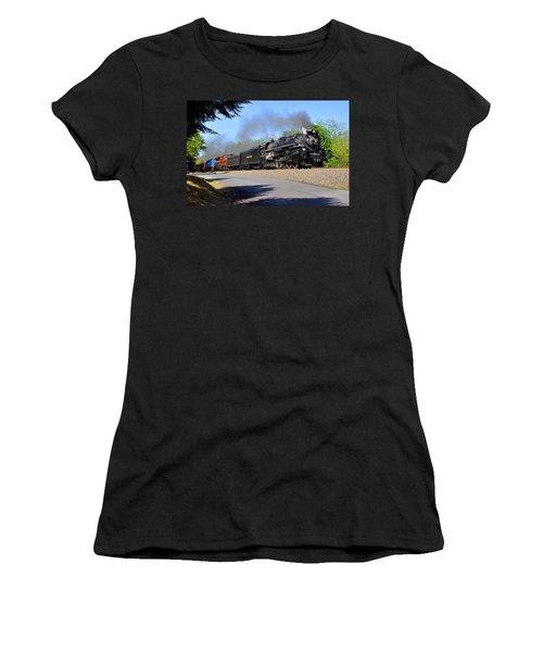 Powerful Nickel Plate Berkshire Women's T-Shirt