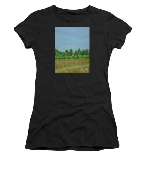 Prairie Morning Light Women's T-Shirt