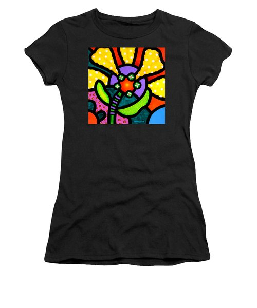 Prairie Sunflower Women's T-Shirt