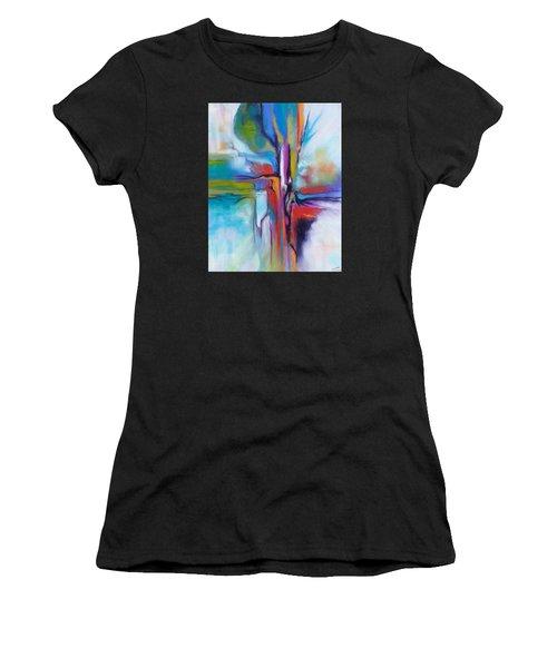 Prendere Il Volo Women's T-Shirt (Athletic Fit)