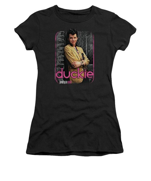 Pretty In Pink - Just Duckie Women's T-Shirt