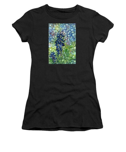 Pretty In Blue Women's T-Shirt