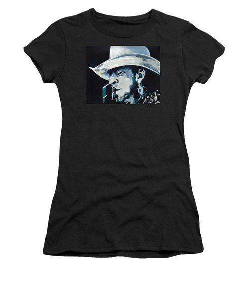 Stevie Ray Vaughan - Pride And Joy Women's T-Shirt