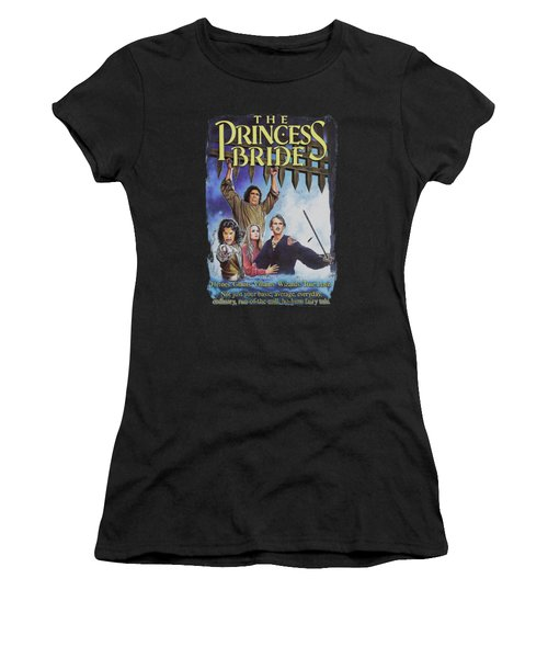 Princess Bride - Alt Poster Women's T-Shirt