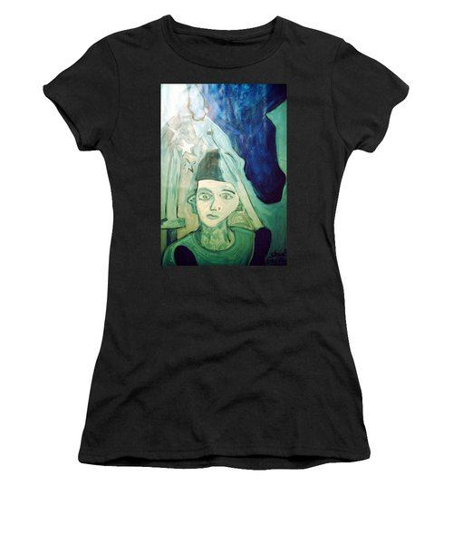 Protector Of The Great Land Women's T-Shirt (Athletic Fit)