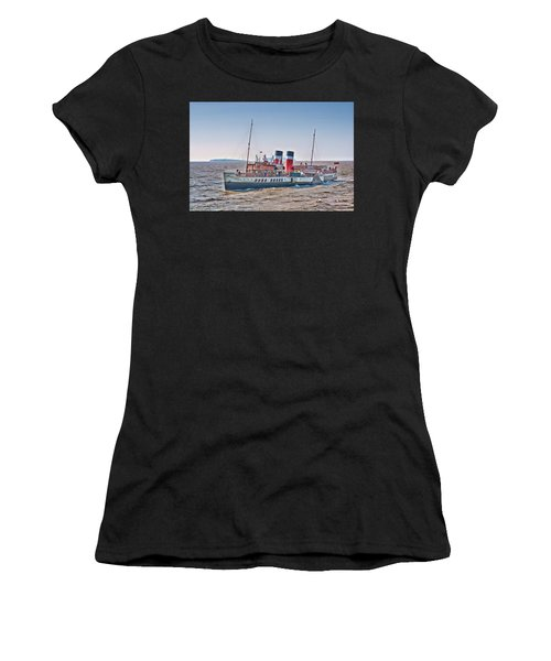 Ps Waverley Approaching Penarth Women's T-Shirt (Athletic Fit)