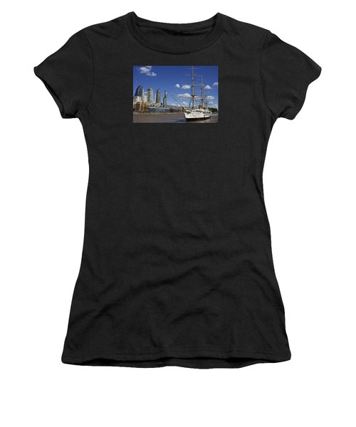 Puerto Madero Buenos Aires Women's T-Shirt