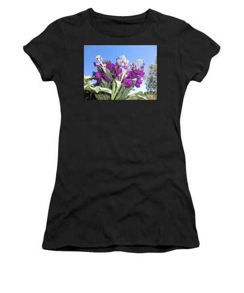 Purple Glow Women's T-Shirt