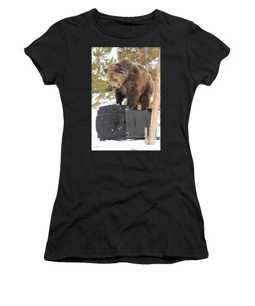 Puzzler Women's T-Shirt (Athletic Fit)