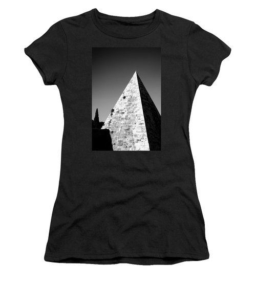 Pyramid Of Cestius Women's T-Shirt