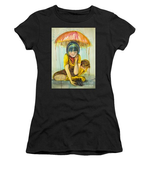 Rain Day  Women's T-Shirt