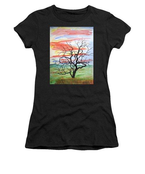 Rainbow Mesquite Women's T-Shirt (Athletic Fit)