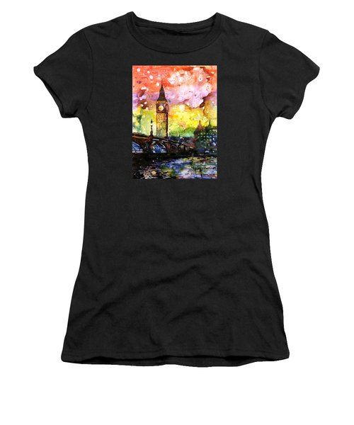 Rainbow Of Fruit Flavors Women's T-Shirt (Junior Cut) by Ryan Fox