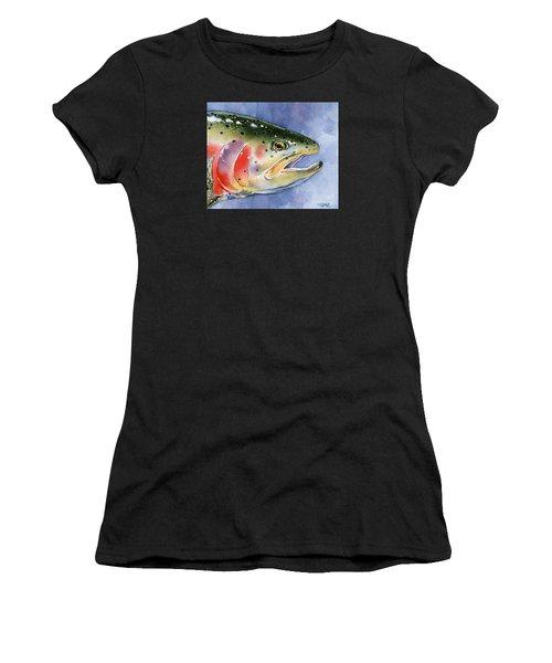 Rainbow Trout Women's T-Shirt