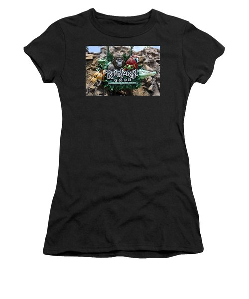 Rainforest Women's T-Shirt (Athletic Fit)