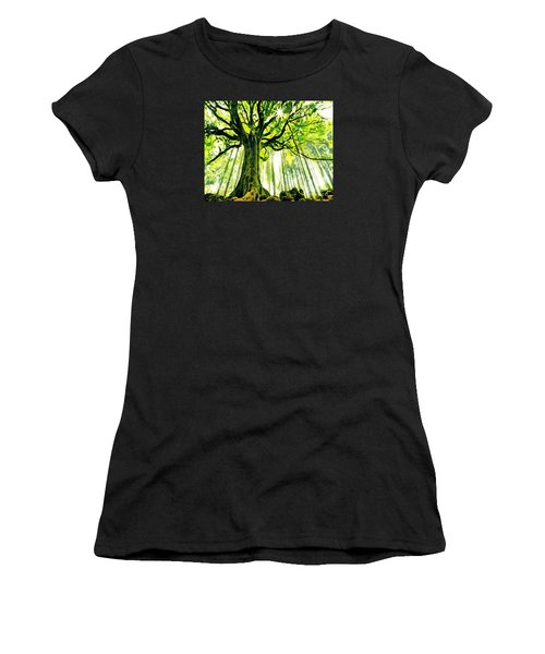 Raised By The Light Women's T-Shirt