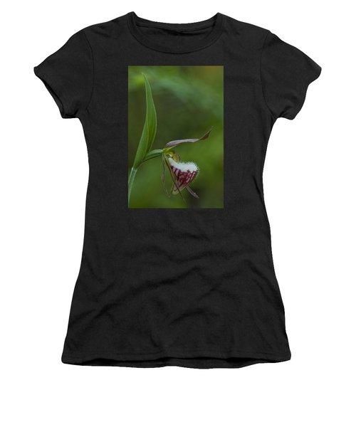 Ram's Head Lady-slipper Women's T-Shirt (Athletic Fit)