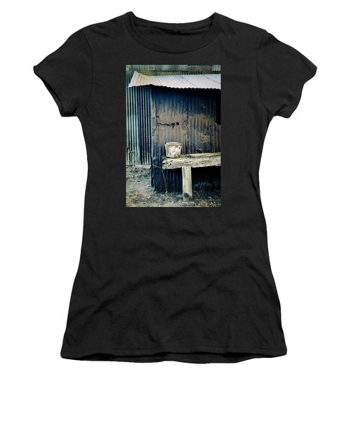 Ranch Out Building Women's T-Shirt