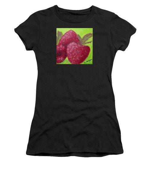 Raspberries Women's T-Shirt