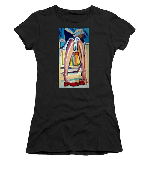 Read On Women's T-Shirt (Athletic Fit)