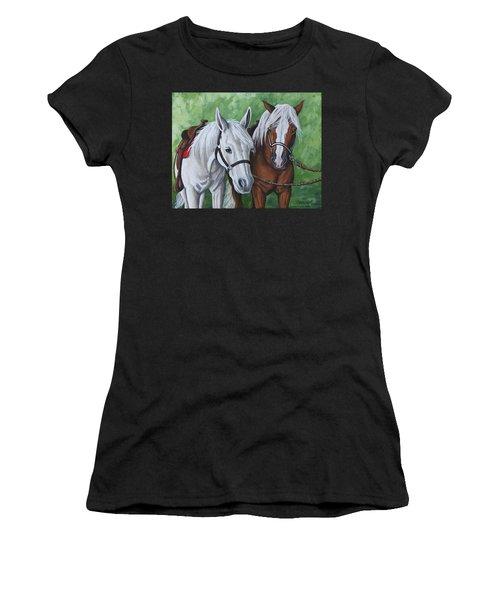 Ready To Ride Women's T-Shirt