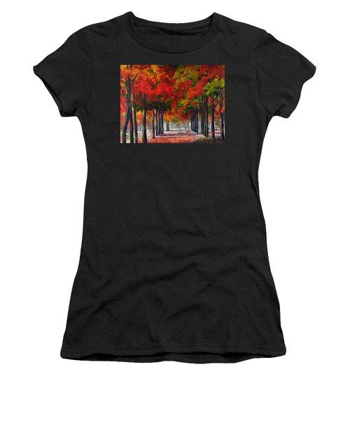 Red Alley II Women's T-Shirt