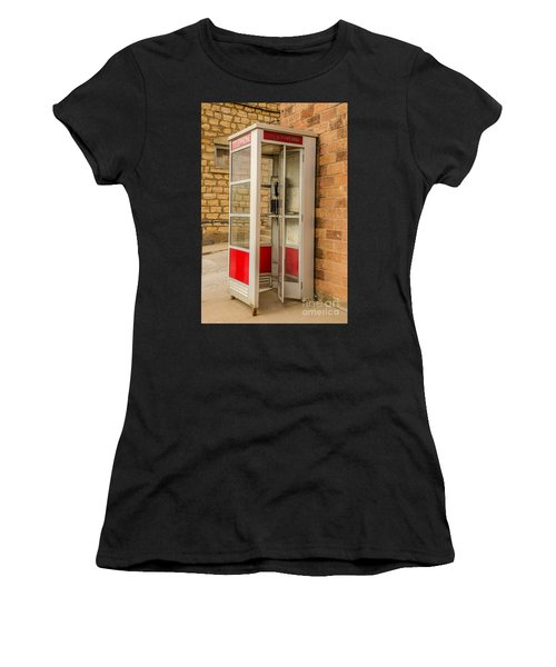 Before Cell Phones Women's T-Shirt (Athletic Fit)