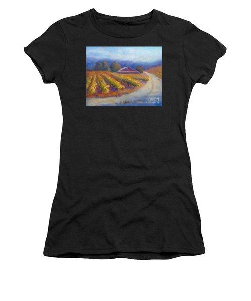 Red Barn Vineyard Women's T-Shirt